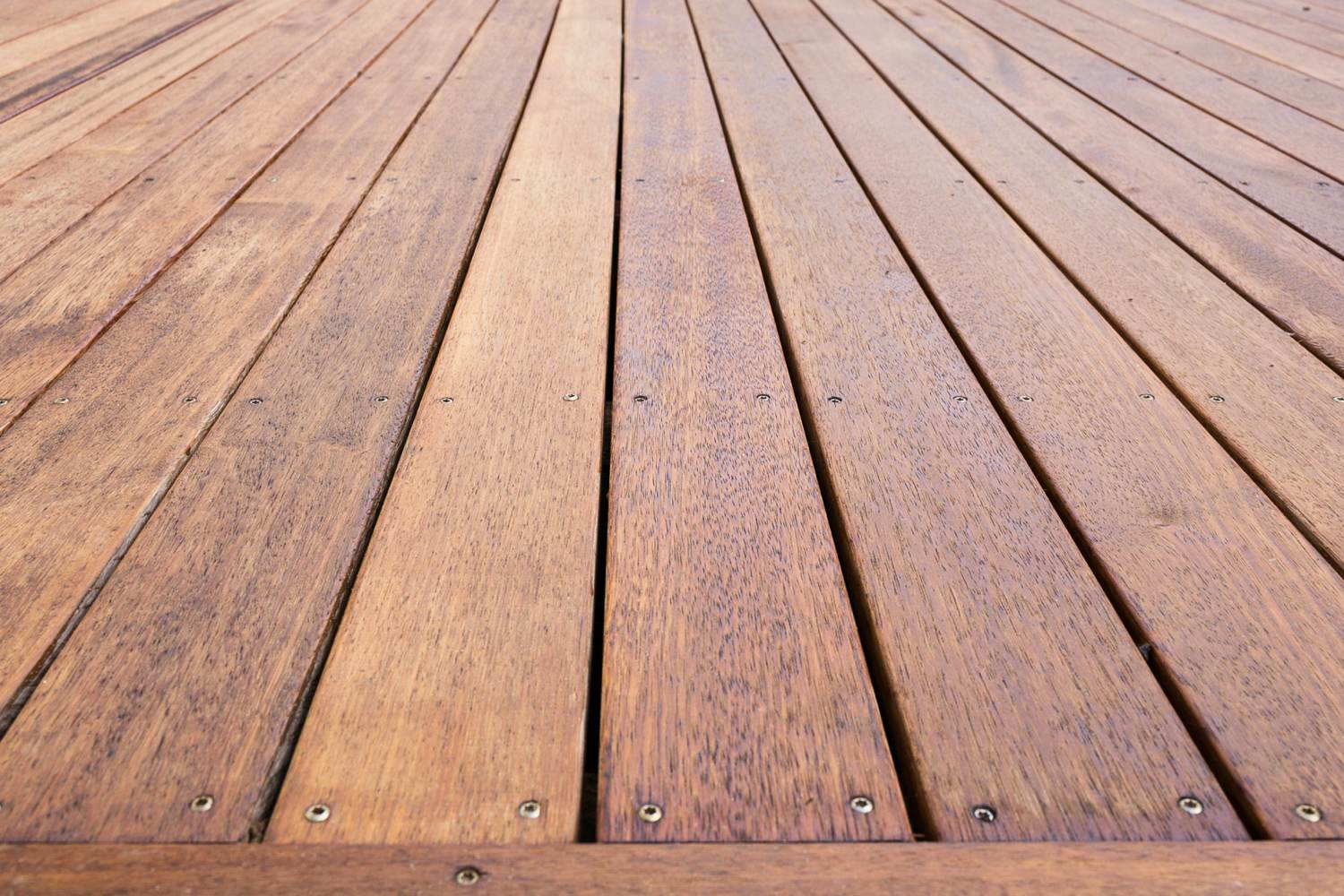 Novascape build decks using merbau decking boards