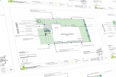 Novascape now offer Landscape Design services